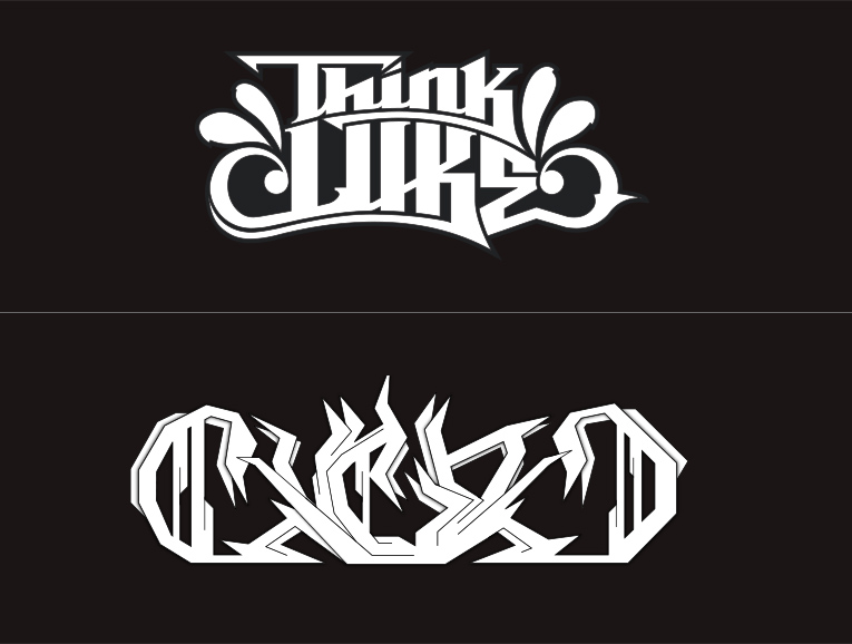 First ever logo designs