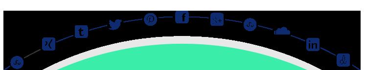Social Media Design and Setup